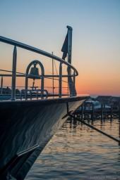 Yacht - bow