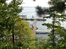 RPC - The Dock from the Bluff