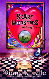 2015 03 16 - Diane Rinella - Cover (Scary Modsters)
