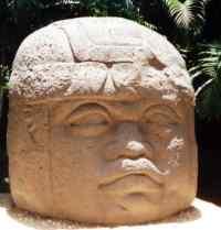 Olmec Colossal Head 2